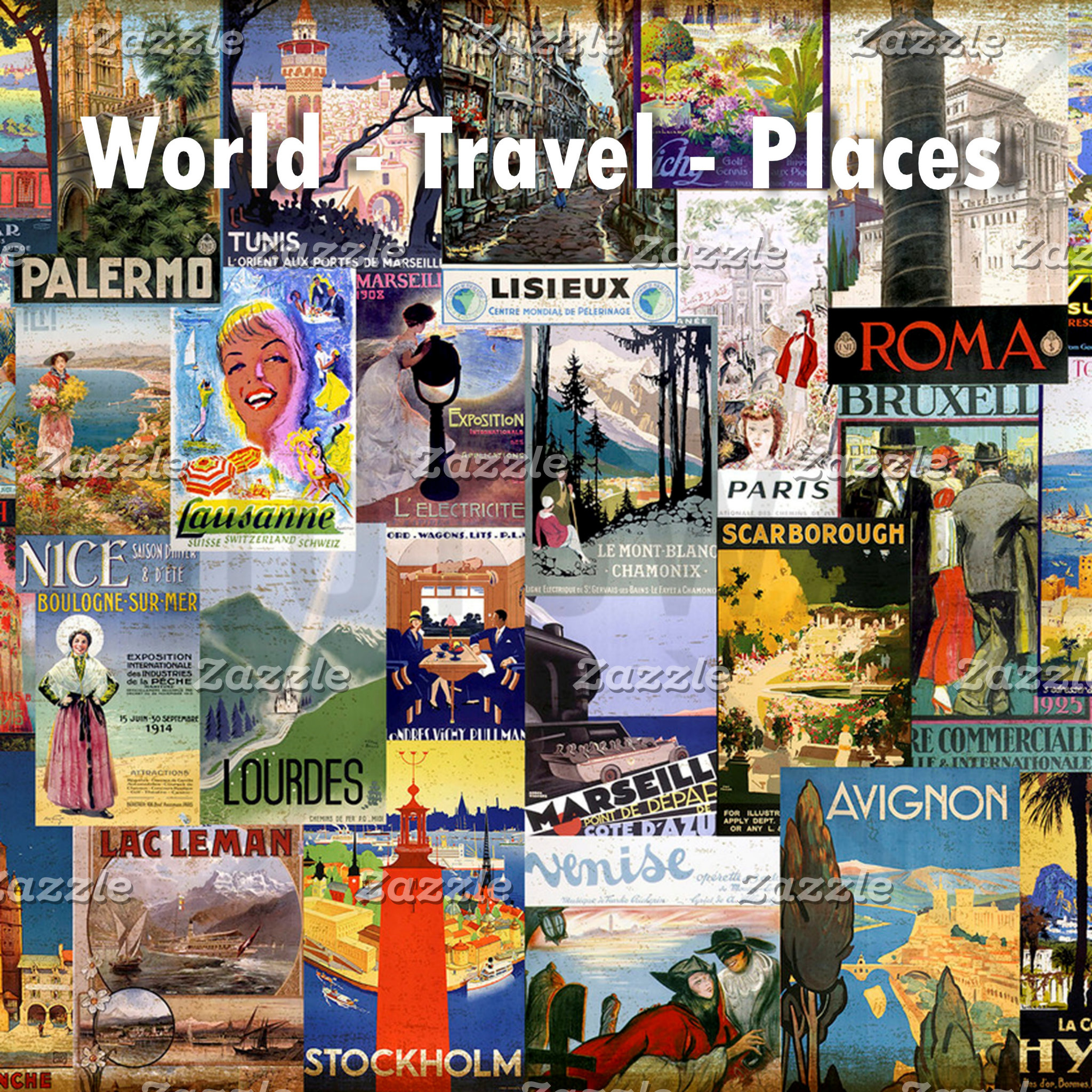 Travel, WORLD