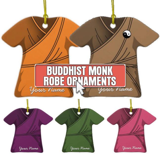 Buddhist Monk Robe Ornaments