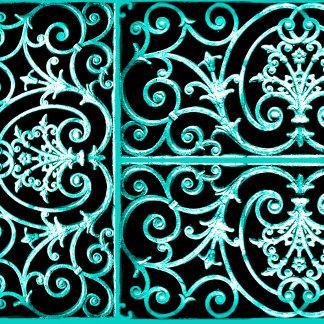 Scrollwork pattern