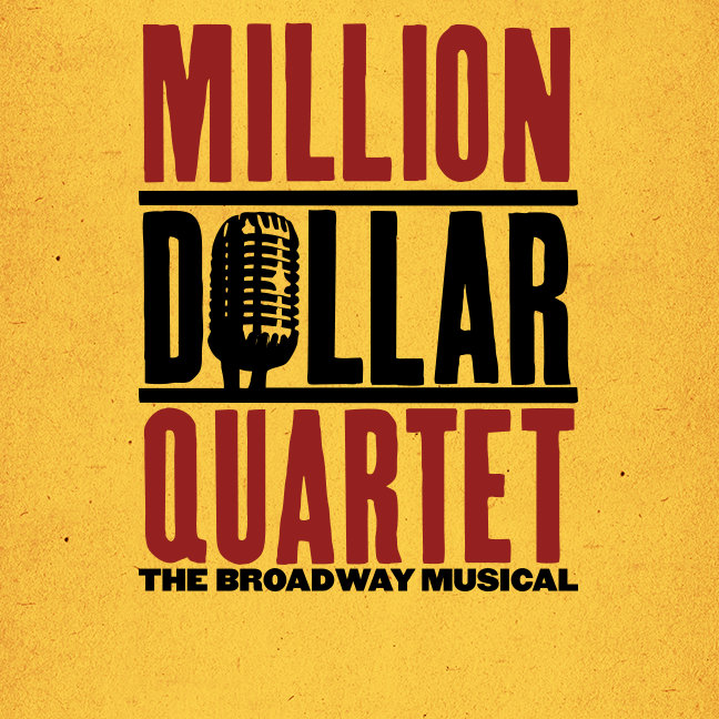 Million Dollar Quartet Logo