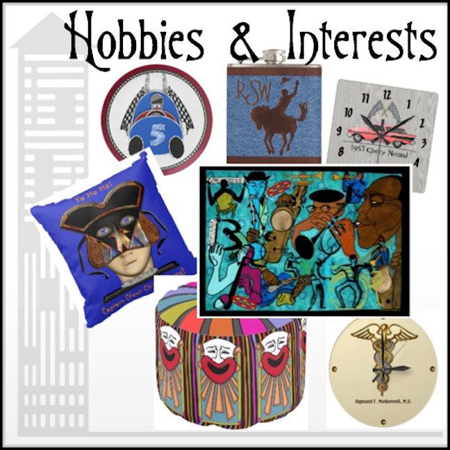 Hobbies Interests