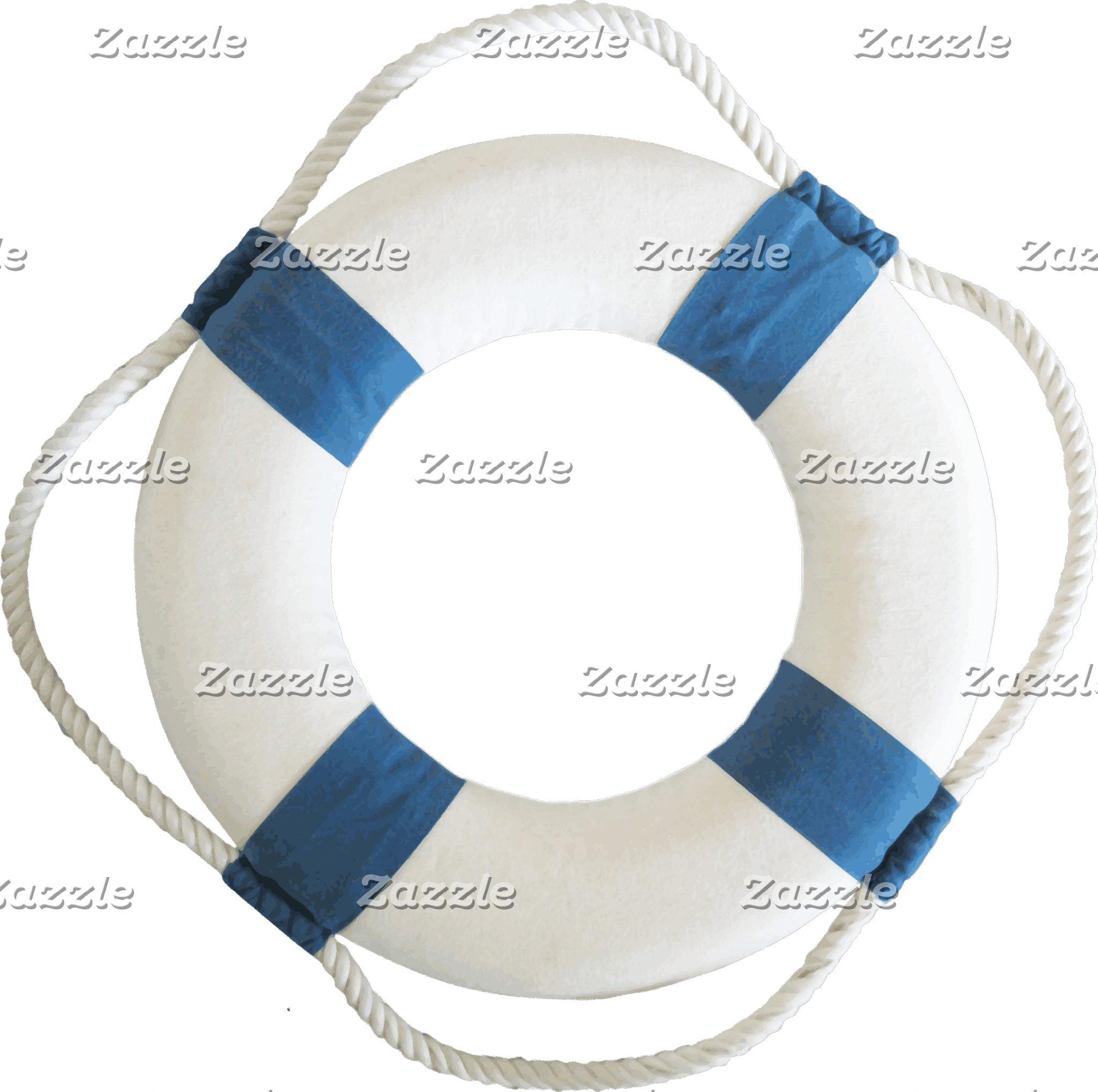 Nautical Life Ring