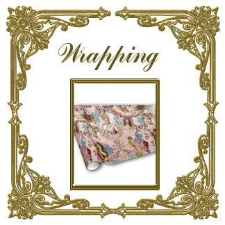 ラッピングペーパー-Wrapping