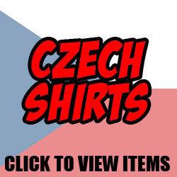 Funny Czech Shirts For Adults