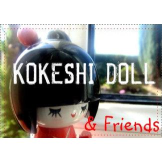Kokeshi Dolls & Japan