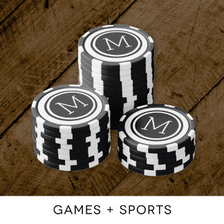 GAMES + SPORTS