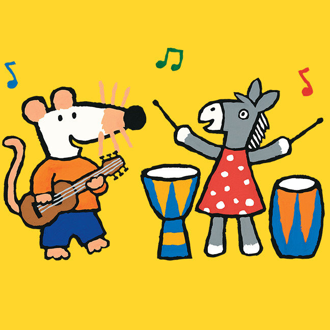 Maisy and Friends Play in the Band