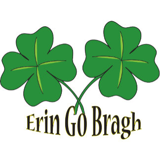 Erin Go Bragh T-Shirt Gifts Cards