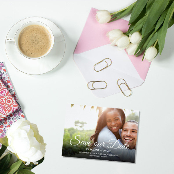 WEDDING | SAVE THE DATES