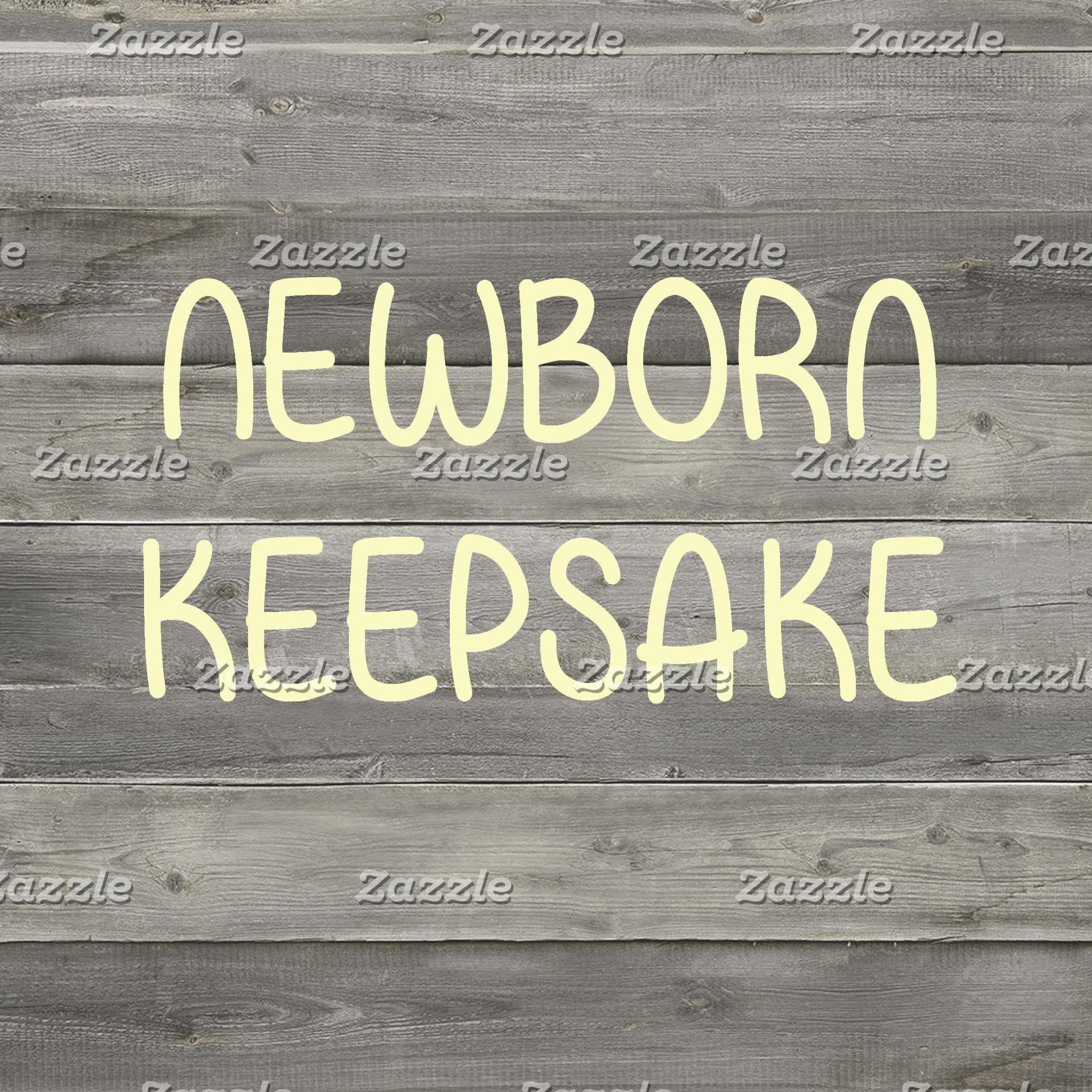 Newborn Keepsakes