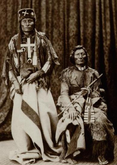 CHEYENNE NATION-the Sotaeo'o/the Tsitsistas