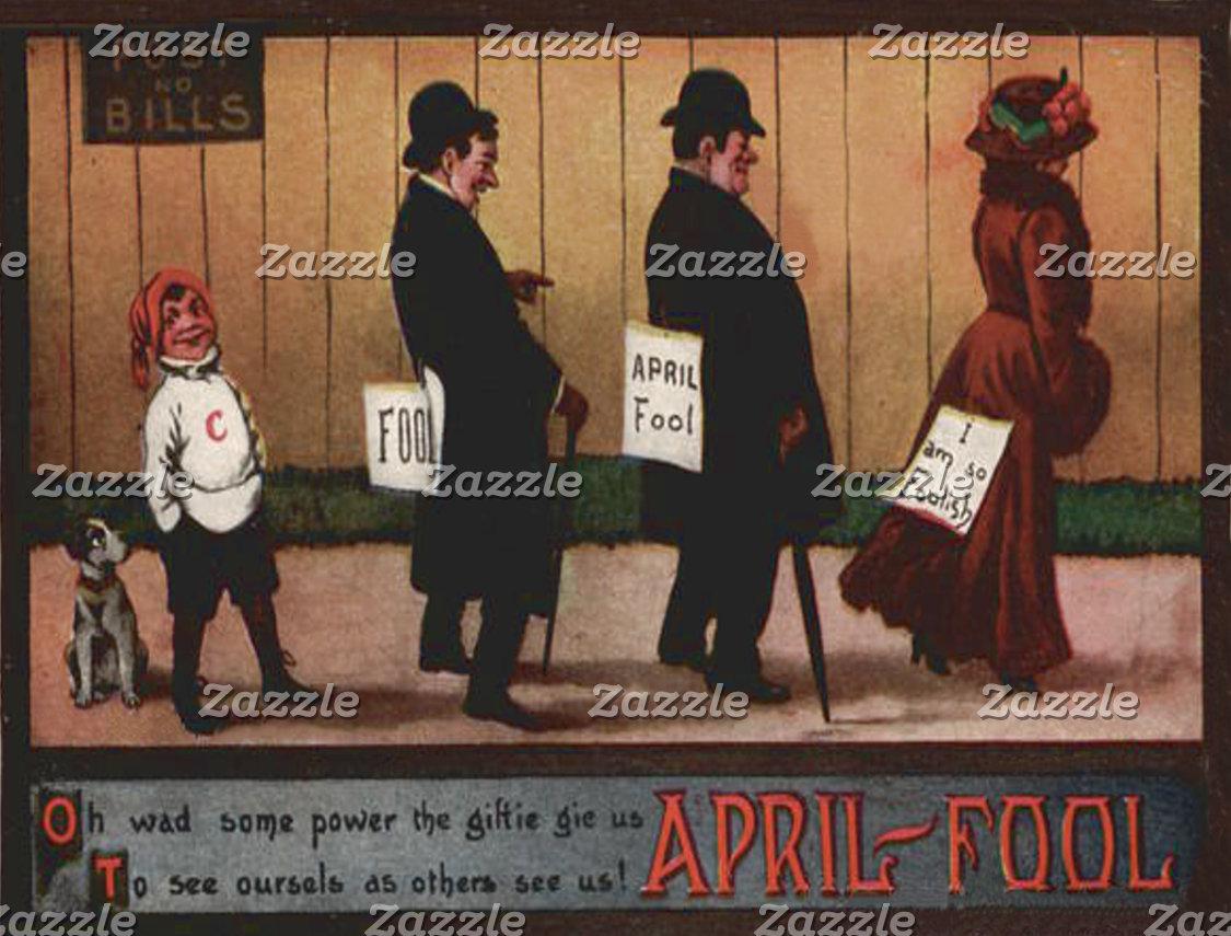 April Fools Day/Poisson d avril
