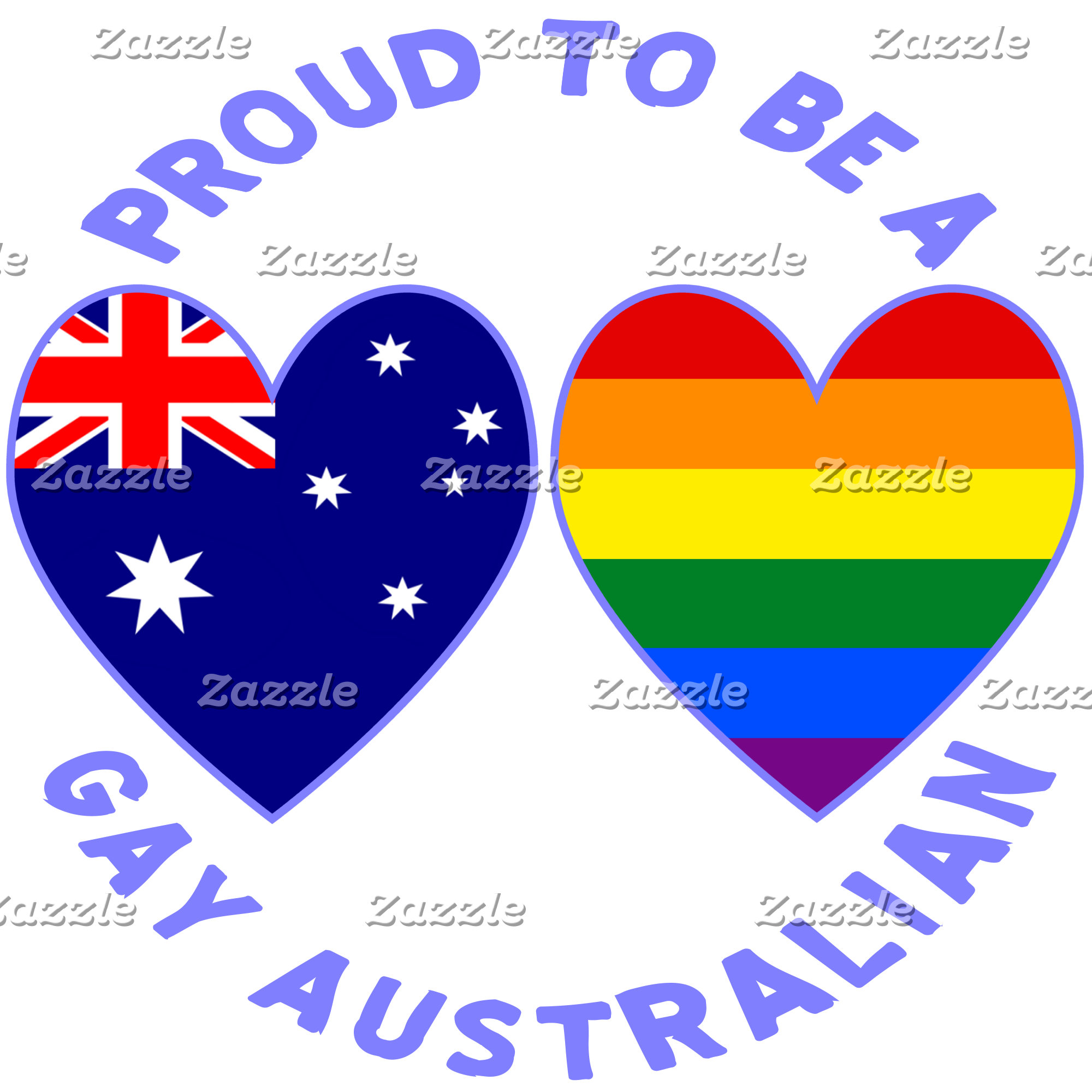 Proud to be a Gay Australian