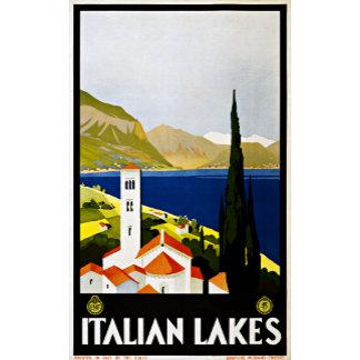 Vintage Travel Poster 1