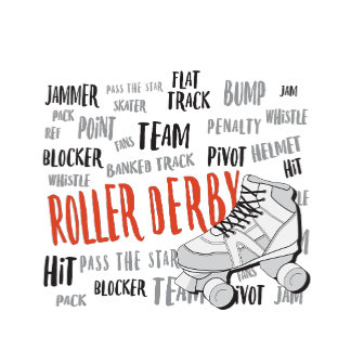 Roller Derby Swag