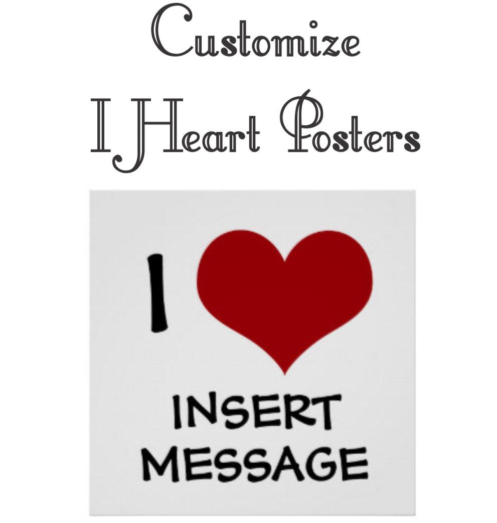 ❤ I Heart Gifts