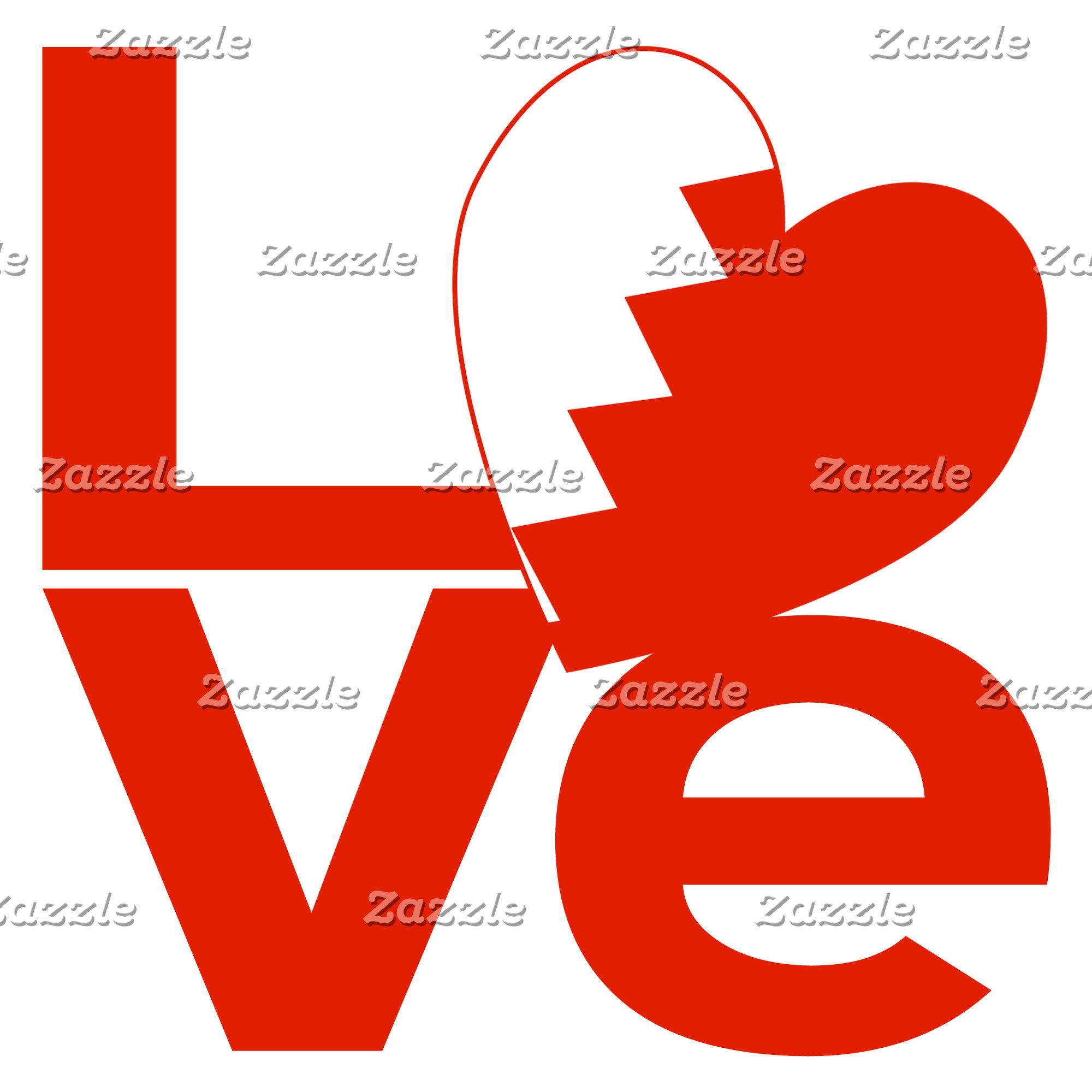Bahraini Red LOVE Flag