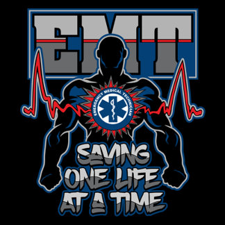 EMT Saving One Live at a Time