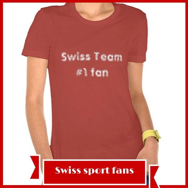 Swiss sport fans