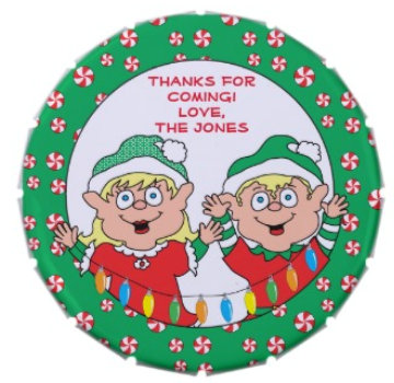 Christmas Jelly Belly Tins