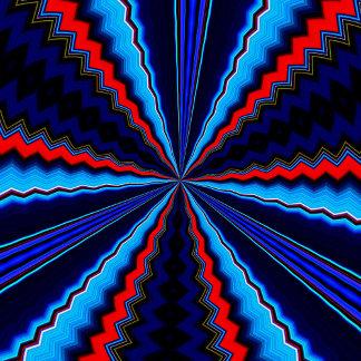 Transcendental Flares