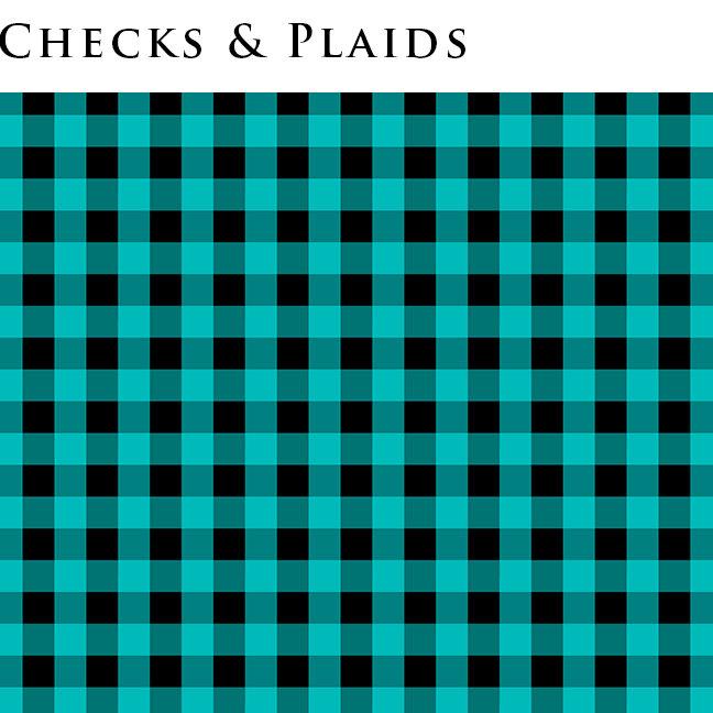 Checks and Plaids
