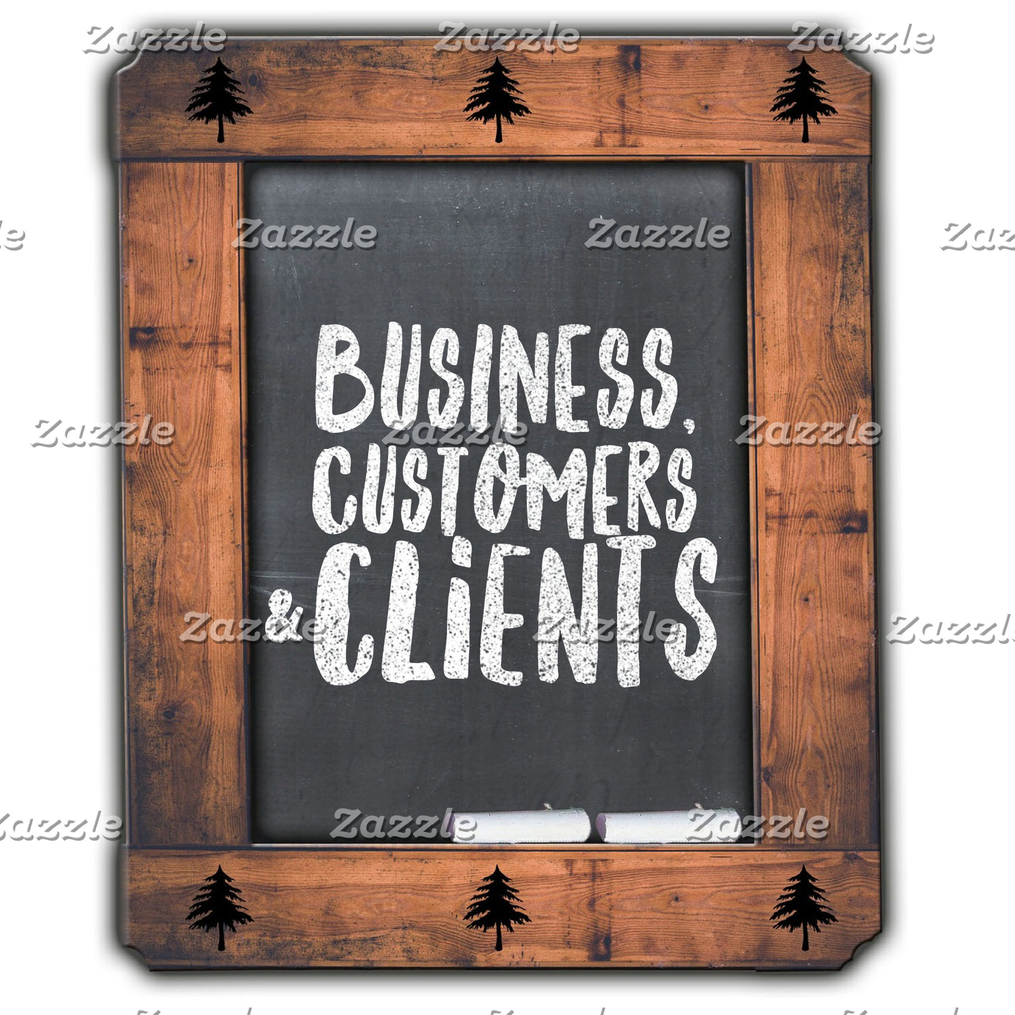 Business, Customers & Clients