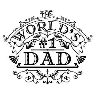 World's #1 Dad