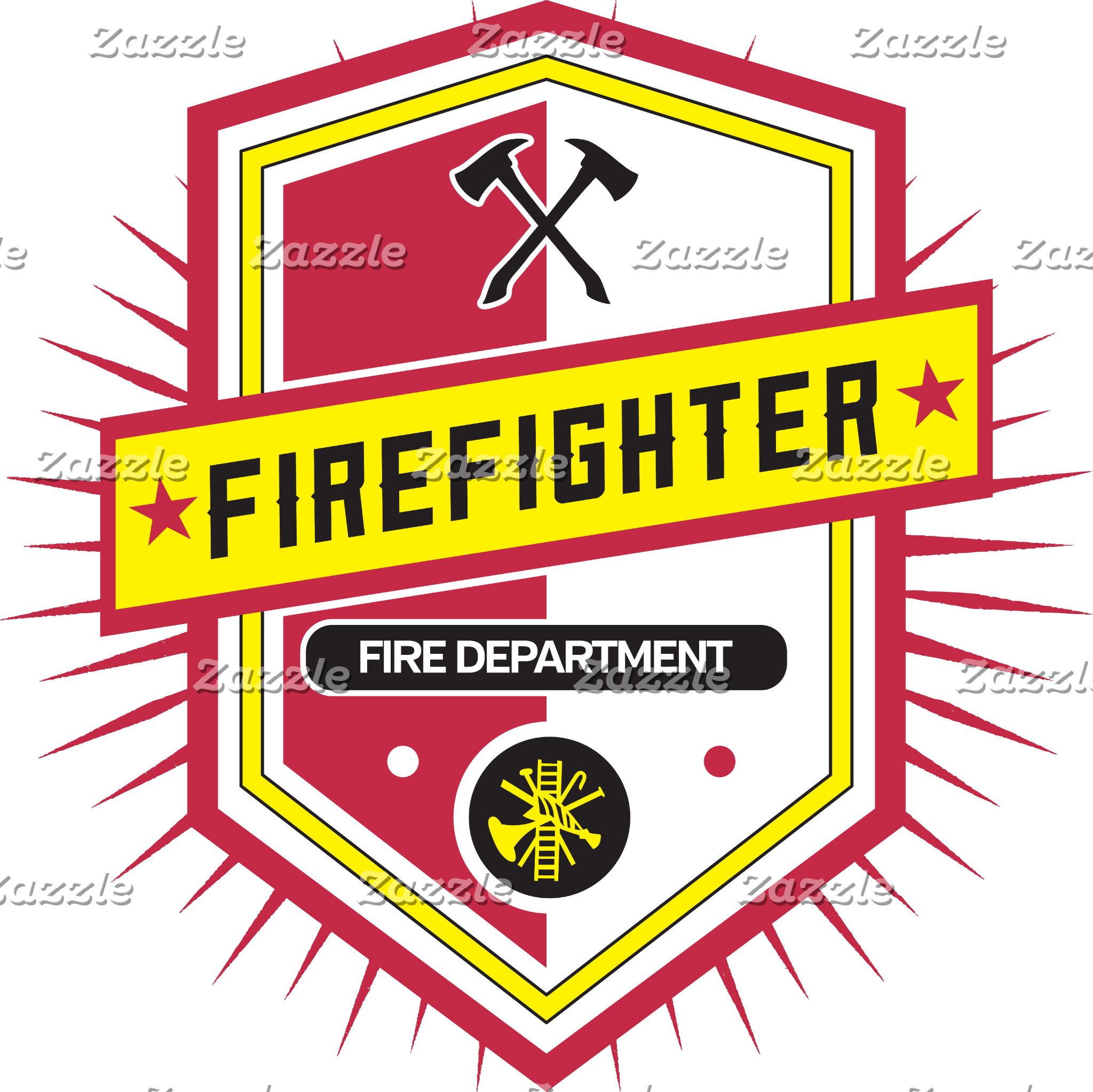 Fire Department Crest