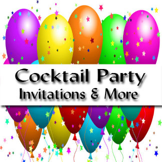 Cocktail Party Invitations and More