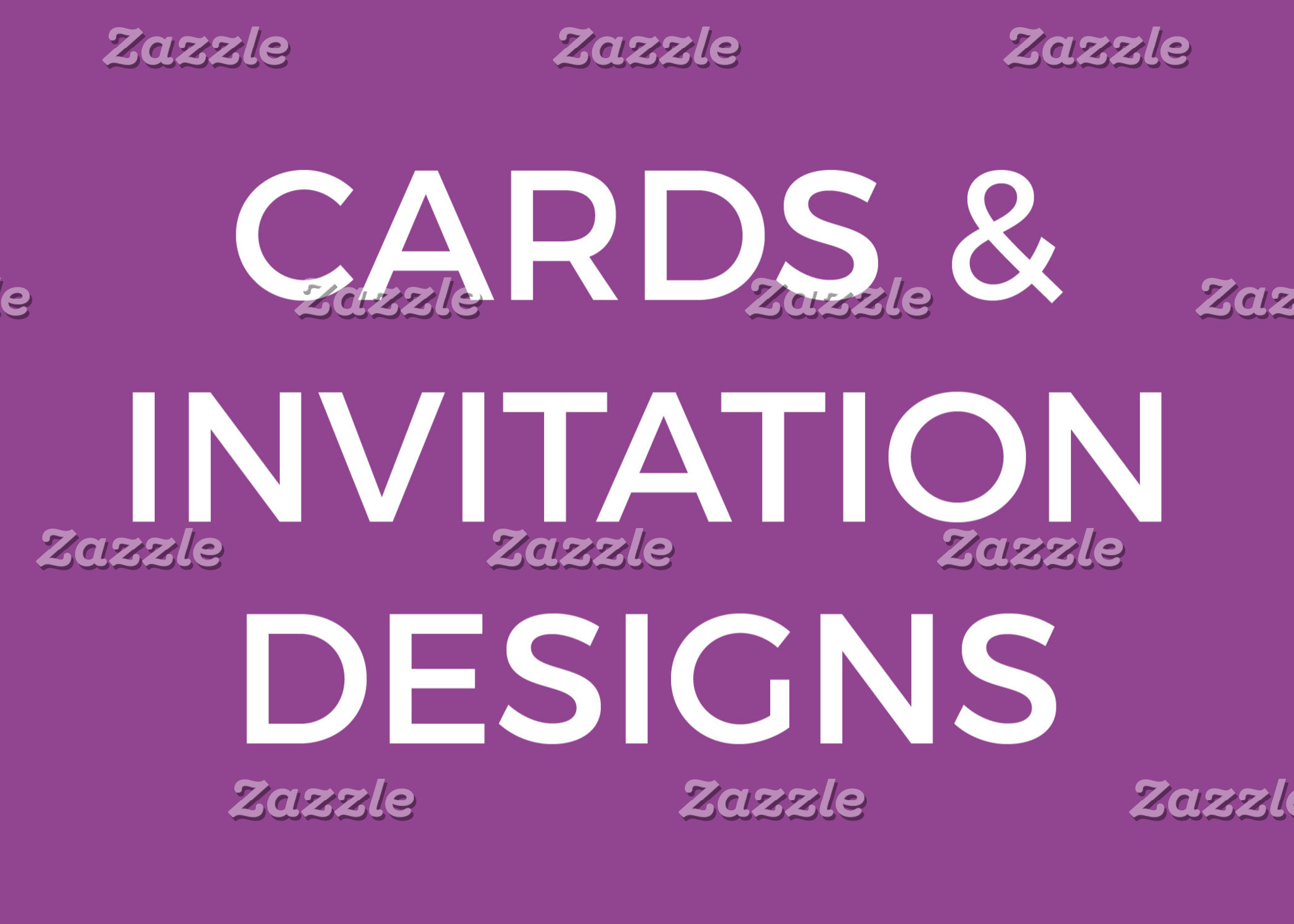 Cards & Invitation Designs
