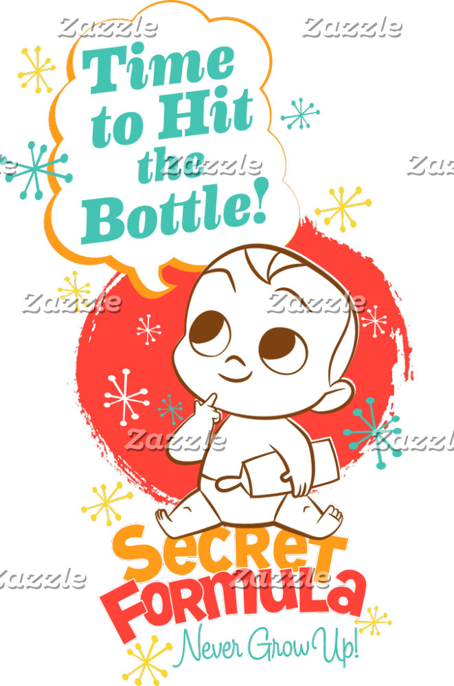 Secret Formula, Never Grow Up!