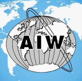 Designs with AIW Logo and Maps