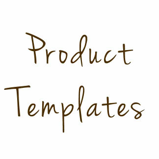 Product Templates
