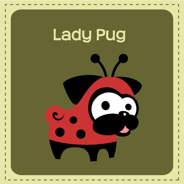 Lady Pug