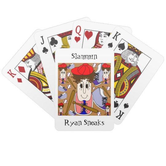 Slammin Ryan Sneaks Products