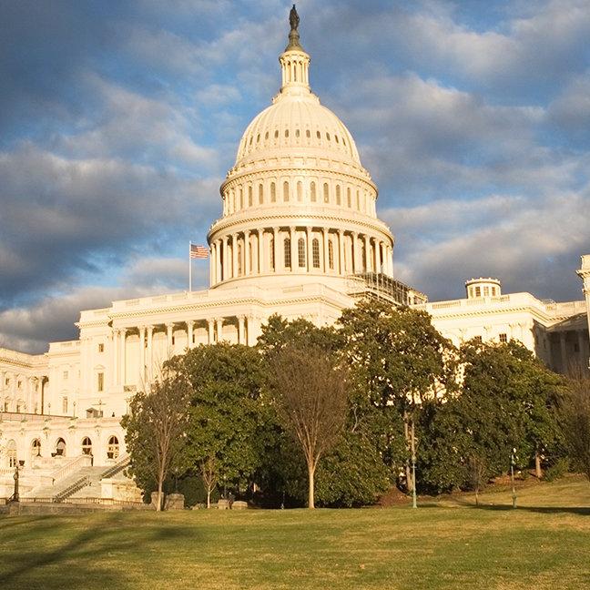 USA, Washington DC, Capitol building
