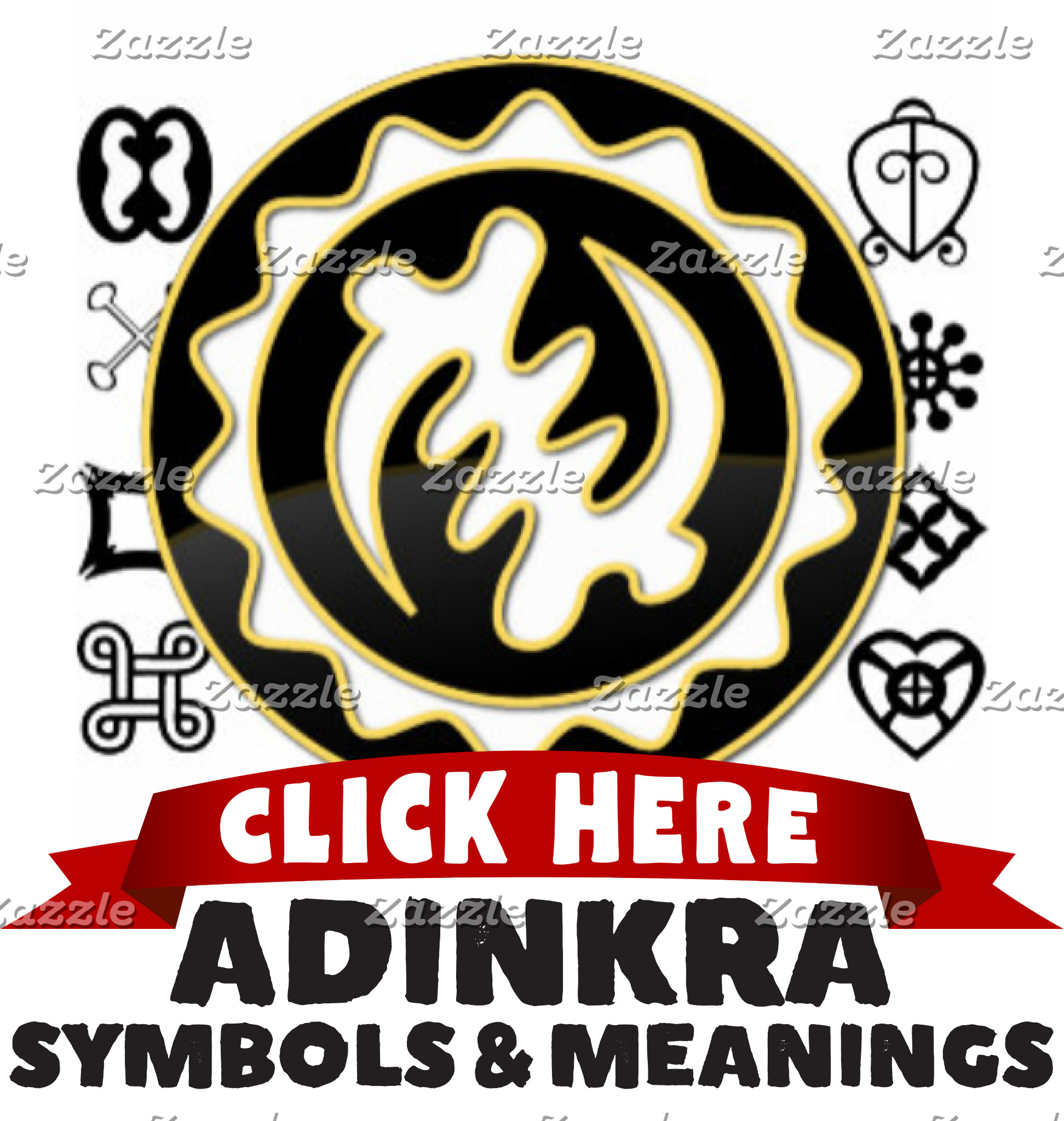 Adinkra Symbols Index