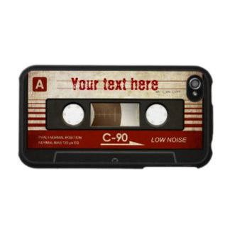► Retro Compact Audio Cassette