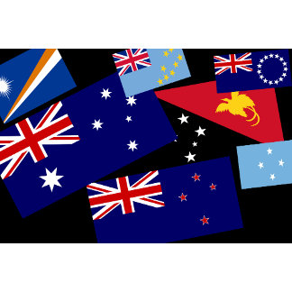 Oceania (independent nations)
