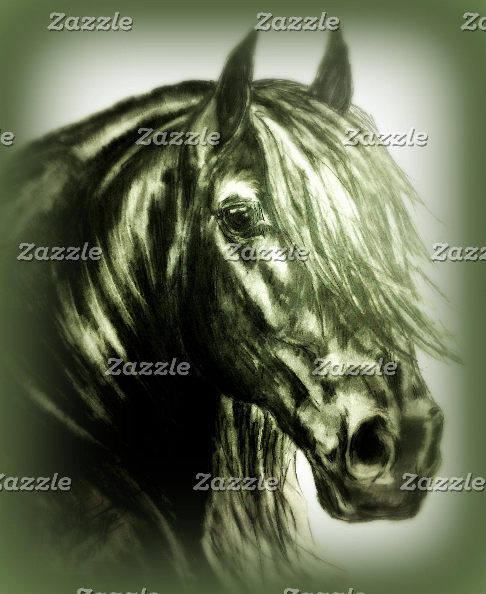 Horses, Ponies & Unicorns