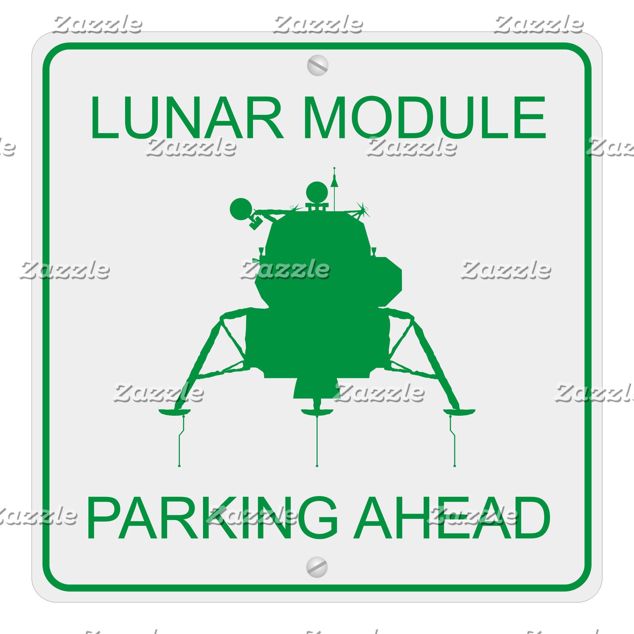 Lunar Module Parking