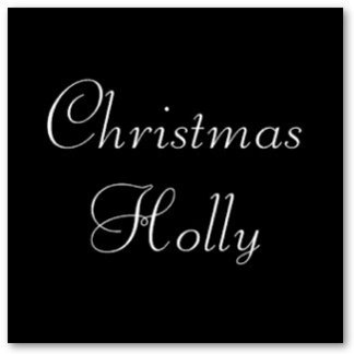 Christmas Holly