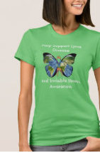 Lyme Disease Awareness Shirts
