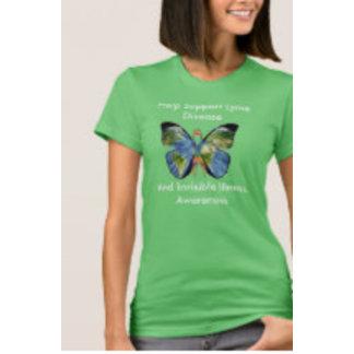 Lyme Disease Awareness Shirts