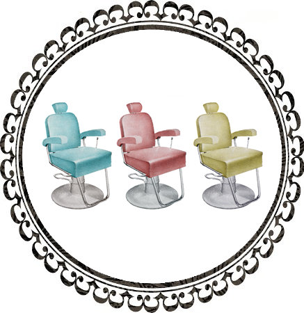 Stylist Chair Trio