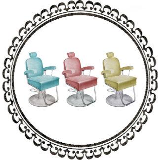 Stylist Chair Trio