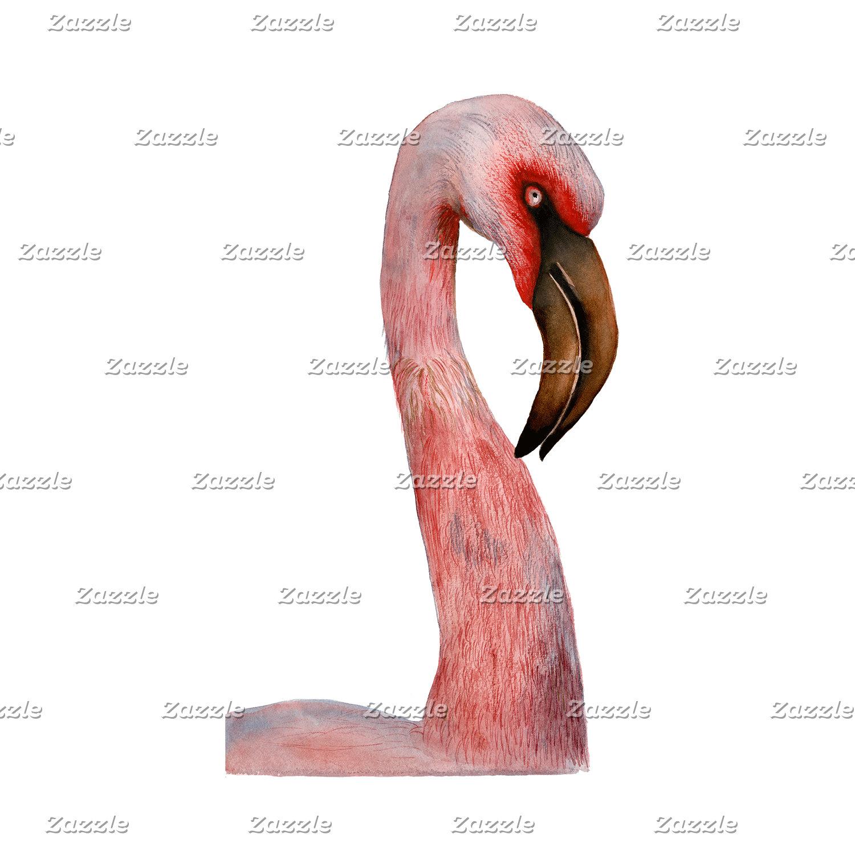 Flamingo Bird Artwork