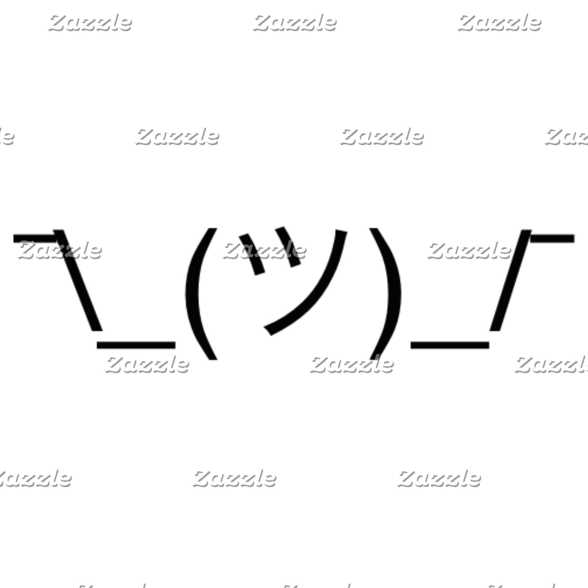 Smug Shrug ¯\_(ツ)_/¯