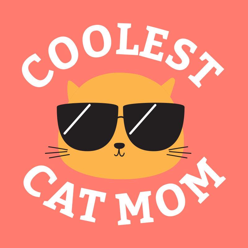 Coolest Cat Mom